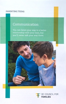 Parenting Teens: Communication
