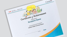 Nobody's Perfect Certificate of Completion