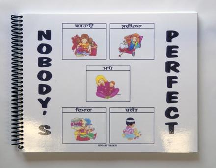 Nobody's Perfect Program Book: Punjabi Translation | BCCF Shop
