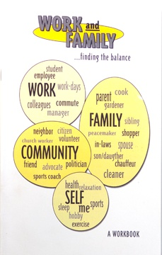Work and Family...Finding the Balance