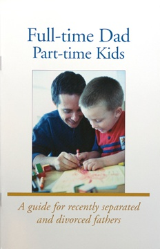 Full-time Dad: Part-time Kids